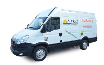 Grupo Marthe auto GAMA C  - 12m<sup>3</sup>