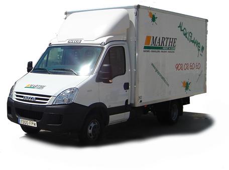 Grupo Marthe auto GAMA D - 20m<sup>3</sup>